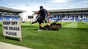 Mitre at Colchester United