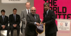 A farewell to FIFA