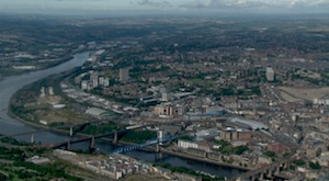 The toon from the air