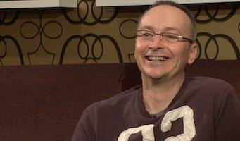 The Shouting Men director Steve Kelly