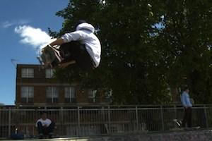 Skate 3 in Brixton