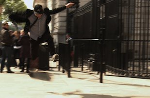 Skate 3 outside Downing St