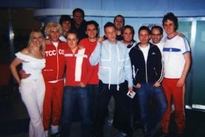 Soccer AM circa 2001