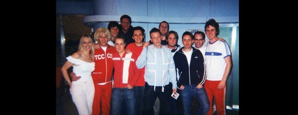 Soccer AM crew 2001