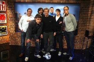 The David Beckham's Soccer USA production team