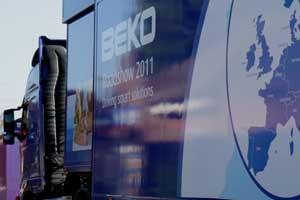 Beko Roadshow 2011