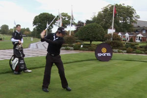 Rory McIlroy at The Belfry 2011